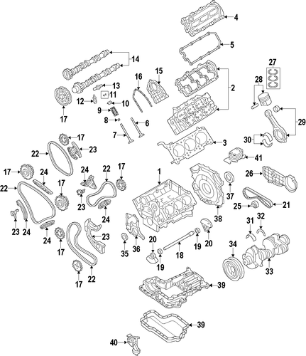 oem vw engine control modules