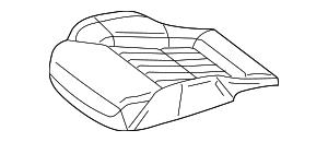 2013-2015 Mercedes-Benz SL63 AMG Seat Cover 231-910-80-00-1C14