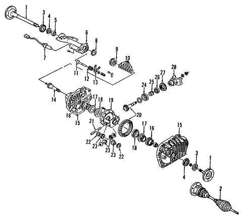 Cadillac V8 Engines