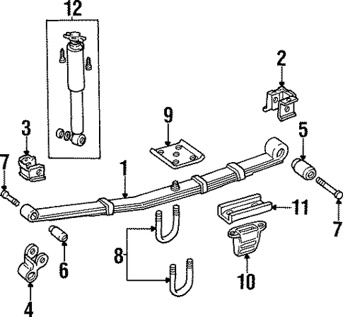 Jeep Cherokee Sport Parts And Accessories on 2000 jeep wrangler trailer wiring diagram