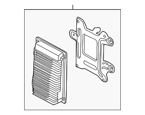 2015 Ford Explorer Amplifier CT4Z-18A849-B
