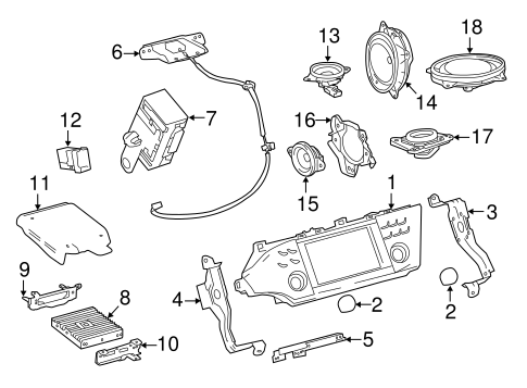 toyota jbl wiring diagram with Edmunds Car Review on Wiring Diagram For 2006 Toyota Corolla Clock furthermore 2000 Rav4 Spark Plug Wiring Diagram moreover 2007 Toyota Camry Stereo   Wiring as well 2000 Ford Mustang Factory Radio Diagram Html further Toyota Prius C Radio Wiring Diagram.