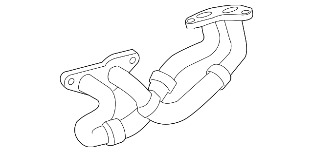 LOWER PIPE - Toyota (15767-31020)