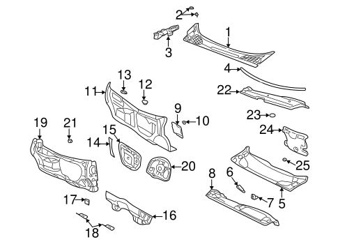 buick rendezvous front suspension diagram jeep grand