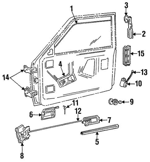 1993 dodge dakota parts catalog