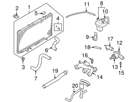 2001 Dodge Stratus Se Engine. 2001. Find Image About Wiring ...: 2001 Dodge Stratus Engine Diagram at e-platina.org
