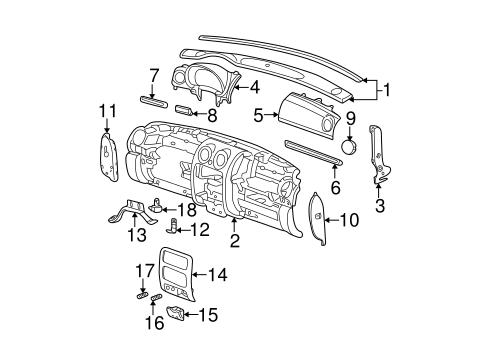 Jeep 304 Engine Parts