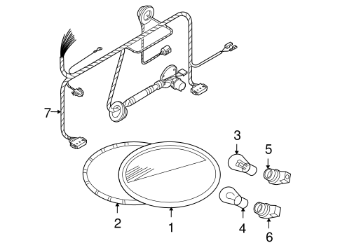 1968 Mustang Turn Signal Diagram on 69 mustang turn signal wiring diagram