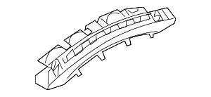 2004-2008 Chrysler Pacifica Reinforcement 4857732AB