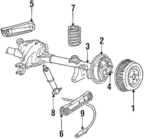 Pontiac G6 3 9 L Engine