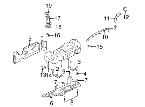 2001 Toyota Celica Parts Catalog