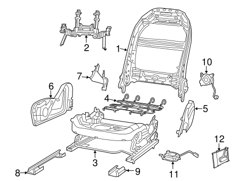 John Deere 316 Tractor Parts Diagram