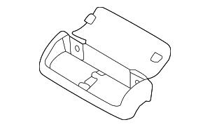 genuine oem toyota door handles parts