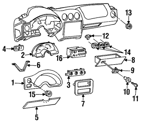 Ford Gas Pedal also I also Park And Universal Turn Signal Light Wiring Diagram further Carter Afb Carburetor Identification in addition 48 51 F 1 Replacement Instrument Cluster. on 39 ford street rod