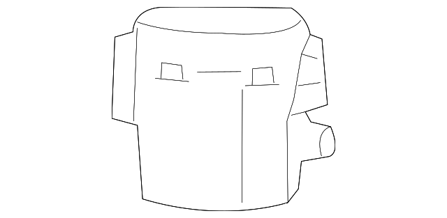 20952523 vapor canister solenoid  vent valve