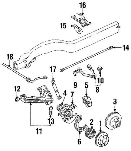 oem adjust arm support  15727332  for your gm vehicle