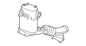 Oem Jetta Catalytic Converter on 2002 vw cabriolet