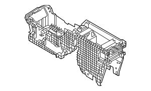 2013-2015 Ford Flex Compartment DA8Z-74115A00-A