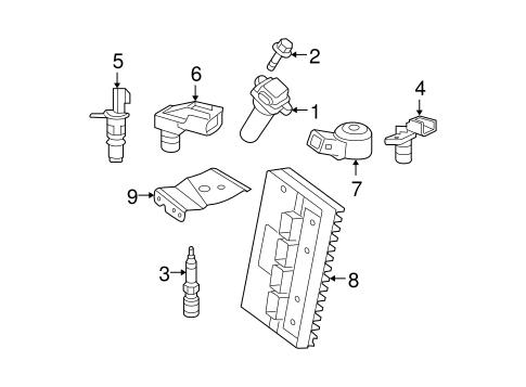 5 9 Magnum Crankshaft Position Sensor