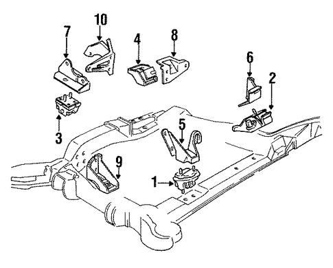 1994 buick roadmaster serpentine belt diagram