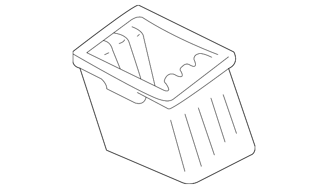 STORAGE TRAY - GM (12388413)