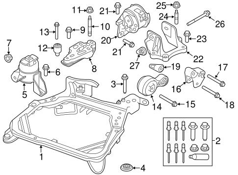 2012 ford fusion parts catalog