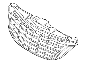 2004-2006 Chrysler Pacifica Grille 4857625AB