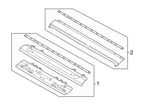71 Nova Parts Diagram