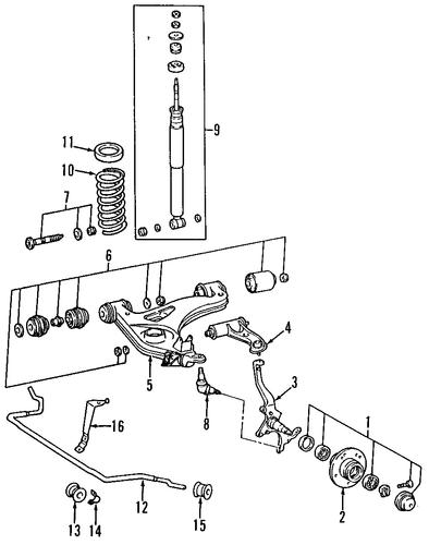 1996 mercedes c220 parts diagram