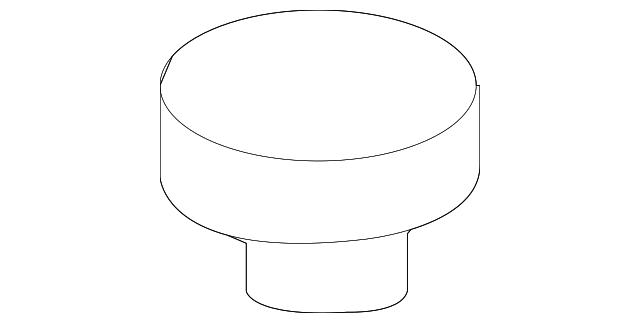 Reservoir Cap For 2012 Toyota Rav4 16475 51010