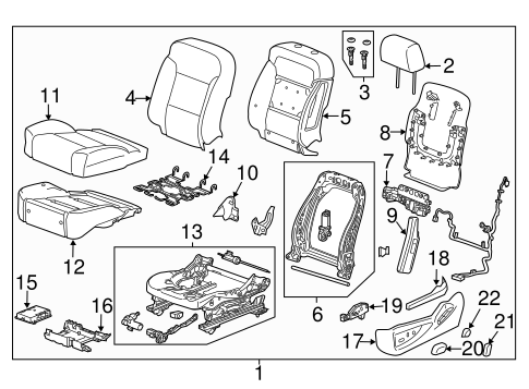 Power Seats Scat