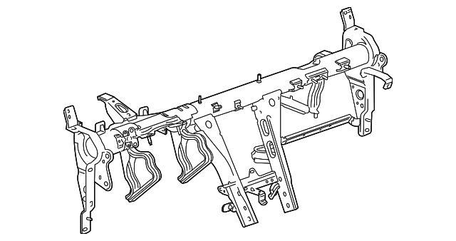 2010 cadillac srx parts catalog