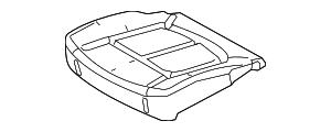 2011-2015 Ford F-250 Super Duty Seat Cushion Pad BC3Z-25632A22-C