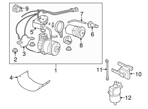 98 pontiac montana engine 98 wiring diagram, schematic diagram 2002 Pontiac Montana Fuse Box Diagram evap canister solenoid location in addition 2000 pontiac sunfire fuse box diagram besides 2002 chevy cavalier 2004 pontiac montana fuse box diagram