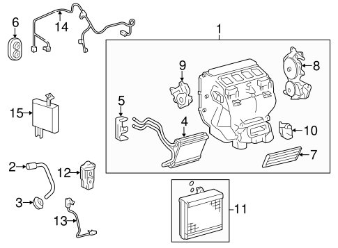 Toyota 2 4l Engine Diagram With Mounts