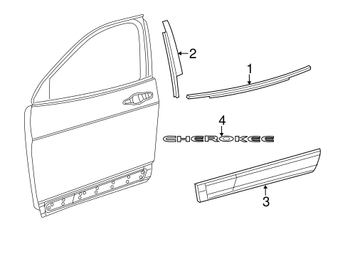 How To Remove Door Panel On 2014 Jeep Cherokee on 2014 hyundai entourage minivan