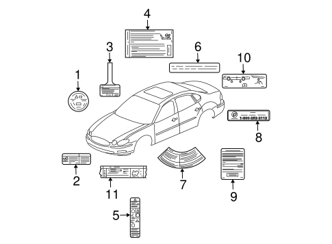 Wiring Diagrams For 1997 Chevrolet also Marker Light Wiring Diagram also RepairGuideContent further Lighting Diagram Ceiling Light Images in addition 1991 Ford Aerostar Starter Wiring. on chevy engine diagram with labels