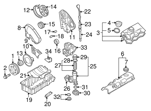 wiring harness for 2003 beetle with 2003 Volkswagen Beetle Parts List on 2003 Taurus Rear Strut Replacement additionally Fog L Wiring Diagram as well 2006 Kia Sportage Stereo Wiring Diagram additionally 4270 likewise 2003 Jaguar S Type Rear Suspension Diagram.