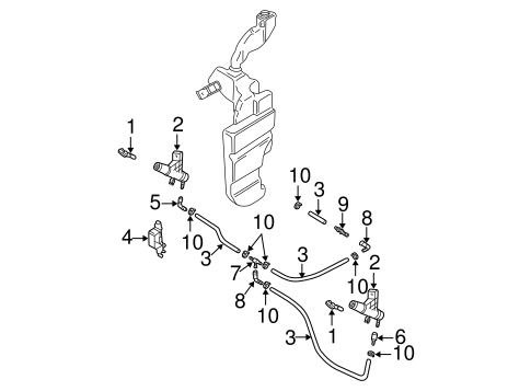 Tiguan Engine Diagram