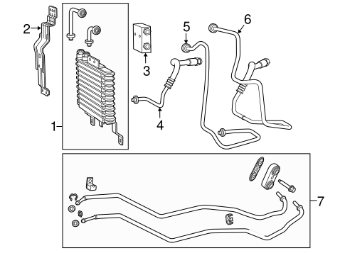 Cadillac 4 6l Engine Diagram 2003 moreover akitarescueoftulsa as well Chevy Trans Cooler Lines further  on 03 duramax ac wiring diagram
