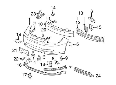 Pontiac G6 Engine Diagram