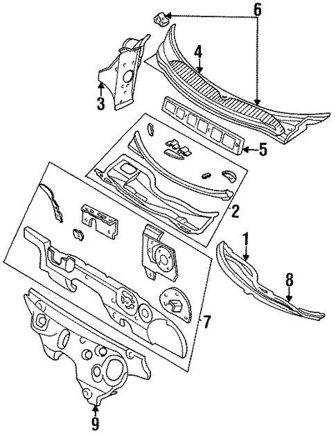 2007 cadillac cts fuse panel diagram