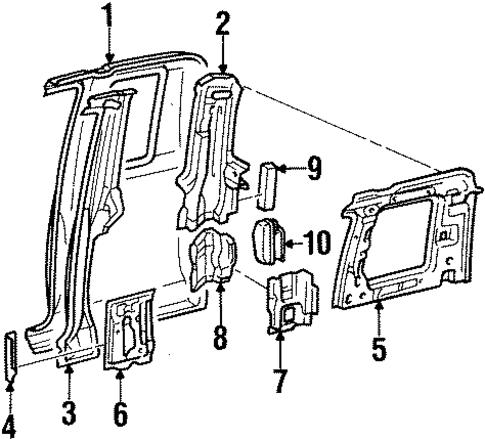 toyota l engine diagram diy wiring diagrams toyota tacoma engine 3 4 l toyota image about wiring