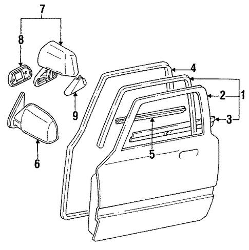 2012 Toyota Camry Parts Catalog