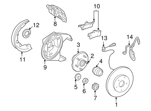 1999 chrysler 300m parts catalog