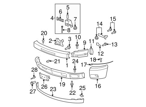 30 2007 Chevy Silverado Parts Diagram - Wiring Diagram List