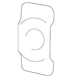 2002-2010 Ford Explorer Lock Switch YF1Z-14028-BA