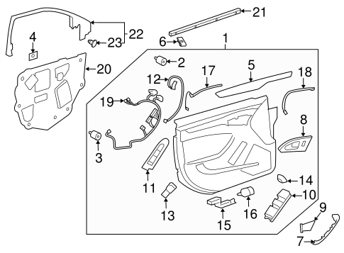 1967 pontiac catalina wiring schematic