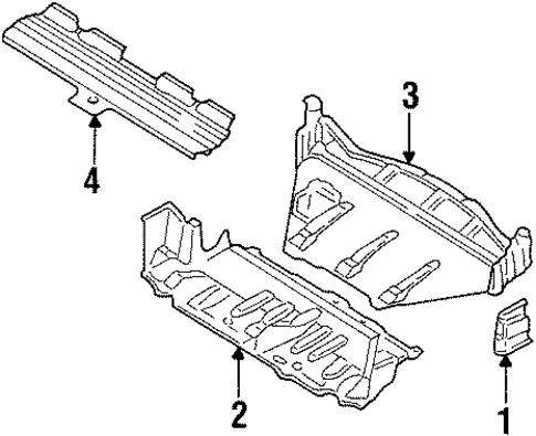 95 Mazda Protege Engine Diagram