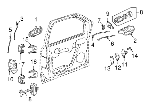 wiring harness for 2003 oldsmobile alero with 2004 Buick Rainier Parts Catalog on Toyota Carina E Electrical Wiring Diagram as well T22658629 Replace 2005 toyota celica thermostat in addition 1994 Buick Lesabre Transmission Diagram as well 2004 Buick Rainier Parts Catalog further 88 Toyota Pickup Tail Light Wiring Diagram.